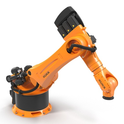 Kuka Robots Collection 5. Render 32
