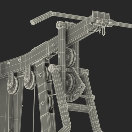 Weight Machine 2. Render 58