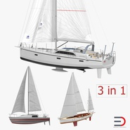 Sailing Yachts Collection