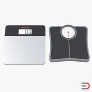 Bathroom Scale Collection