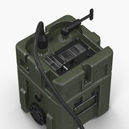 TOW Missile Guidance Set and Battery. Preview 10