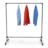 Iron Clothing Rack 5. Preview 5