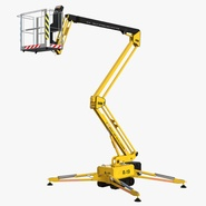 Telescopic Boom Lift Generic