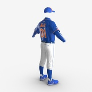 Baseball Player Outfit Mets 2. Preview 11