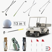 Golf Equipment Collection 2