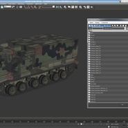 US Multiple Rocket Launcher M270 MLRS Camo. Preview 25