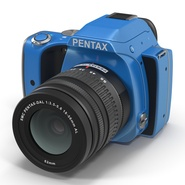 Pentax K-S1 Blue. Preview 2