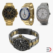 Rolex Watches Collection. Preview 1