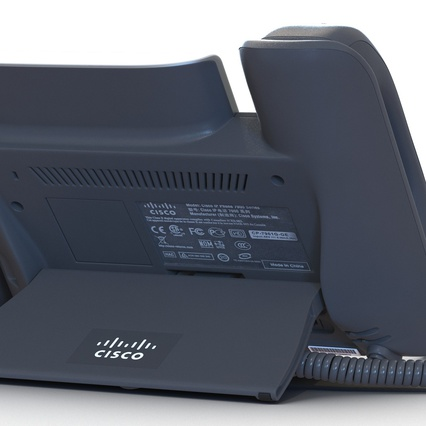 Cisco IP Phones Collection 6. Render 18