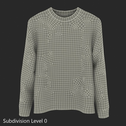 Sweaters Collection. Render 43