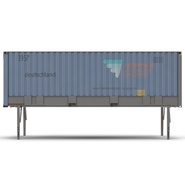 Swap Body Container ISO Blue. Preview 11
