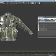Military Jacket. Preview 14