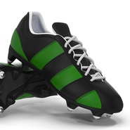 Football Boots 2 Green. Preview 25