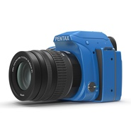 Pentax K-S1 Blue. Preview 8
