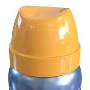 Metal Bottle With Sprayer Cap Generic. Preview 13