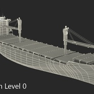 Sea Cargo Ship Generic. Preview 24