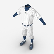 Baseball Player Outfit Generic 8. Preview 14