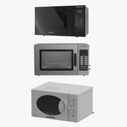 Microwave Ovens Collection 2