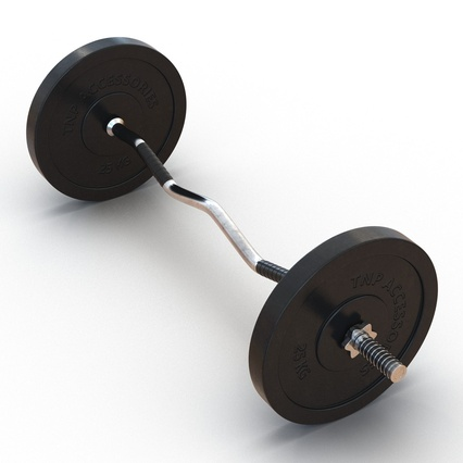 Barbells Collection 2. Render 18