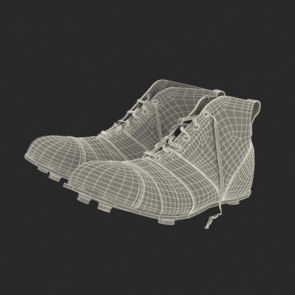 Football Boots Collection. Render 4
