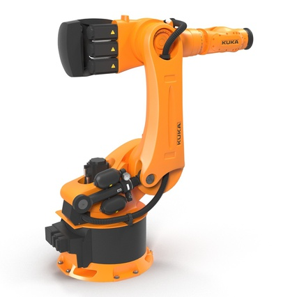 Kuka Robots Collection 5. Render 33