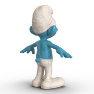 Smurf Rigged for Maya. Preview 11