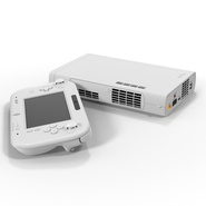 Nintendo Wii U Set White. Preview 12
