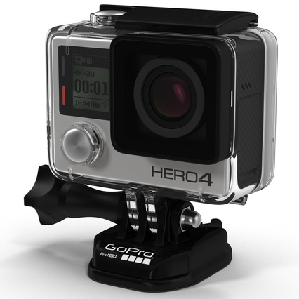 GoPro Collection. Render 56
