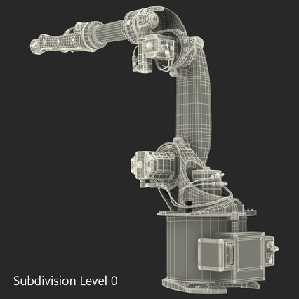 Kuka Robots Collection 5. Render 56