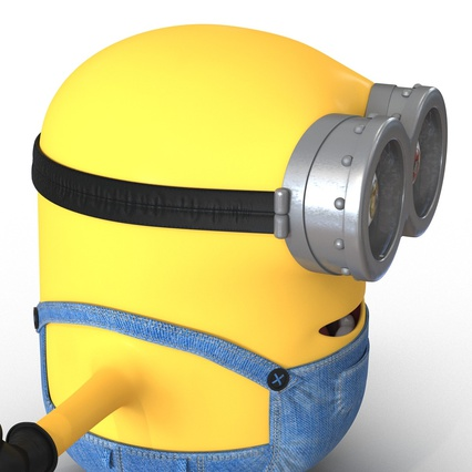 Minions Collection. Render 18