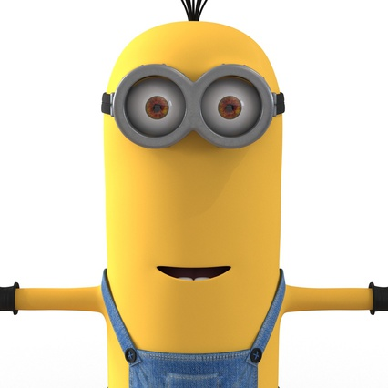 Minions Collection. Render 25