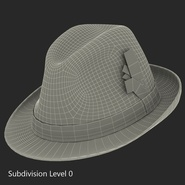 Fedora Hat 2. Preview 24