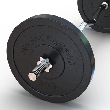Barbells Collection 2. Render 20