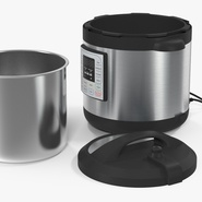 Electric Pressure Cooker Instan Pot. Preview 10