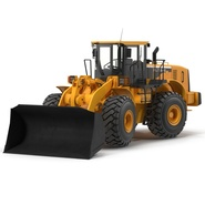 Generic Front End Loader. Preview 11
