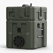 Military Lithium Battery Box 28V LBB. Preview 5