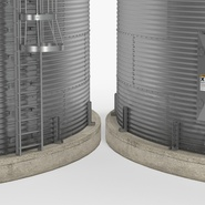 Grain Bin. Preview 10