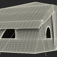 Deluxe Cabin Tent. Preview 22