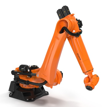 Kuka Robots Collection 5. Render 37