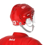 Hockey Equipment Detroit Red Wings. Preview 33