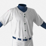 Baseball Player Outfit Generic 8. Preview 20
