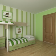 Childrens Bedroom. Preview 7