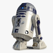 Star Wars Character R2 D2