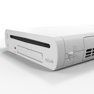 Nintendo Wii U Set White. Preview 39