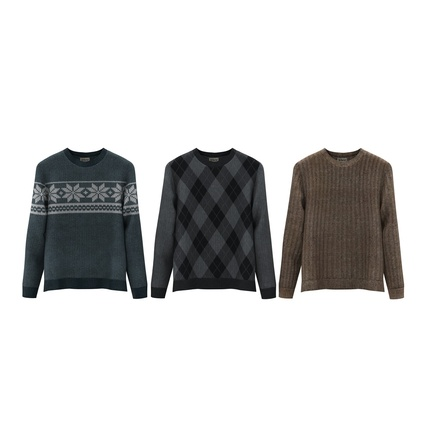 Sweaters Collection. Render 6