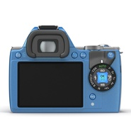 Pentax K-S1 Blue. Preview 12