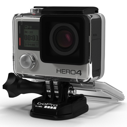 GoPro Collection. Render 53