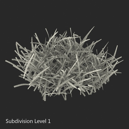 Grass Collection. Render 15
