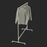 Iron Clothing Rack 5. Preview 27