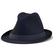 Fedora Hat Blue. Preview 13
